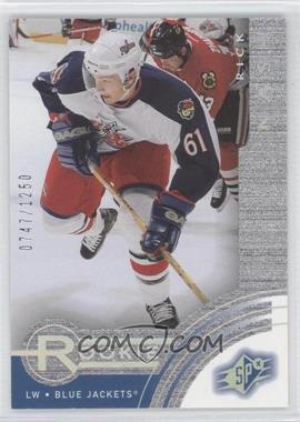 2001-02 SPx Rookie Redemption #R9 - Rick Nash /1250