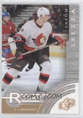 2001-02 SPx Rookie Redemptions Prizes #R21 - Jason Spezza /1250
