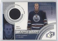 Jason Chimera (Away Jersey) /800