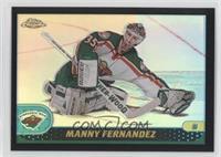 Manny Fernandez /50