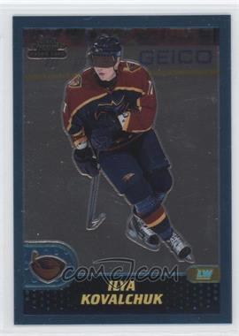 2001-02 Topps Chrome #149 - Ilya Kovalchuk