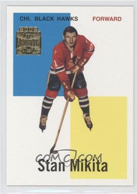 2001-02 Topps/O-Pee-Chee Archives - [Base] #14 - Stan Mikita