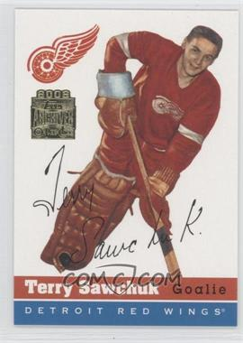 2001-02 Topps/O-Pee-Chee Archives - [Base] #69 - Terry Sawchuk