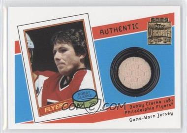 2001-02 Topps/O-Pee-Chee Archives - Jerseys #J-BC - Bobby Clarke