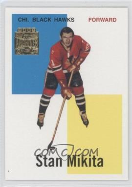 2001-02 Topps/O-Pee-Chee Archives [???] #14 - Stan Mikita