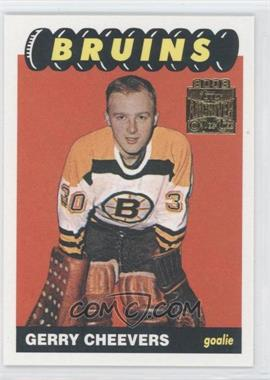 2001-02 Topps/O-Pee-Chee Archives [???] #31 - Gerry Cheevers