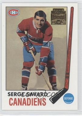 2001-02 Topps/O-Pee-Chee Archives [???] #4 - Serge Savard