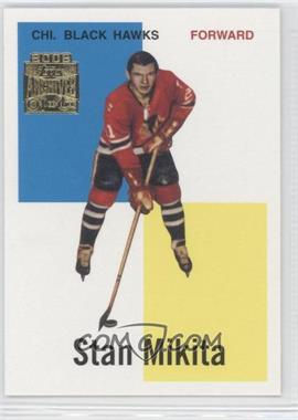 2001-02 Topps/O-Pee-Chee Archives #14 - Stan Mikita