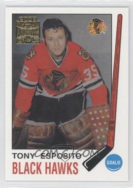 2001-02 Topps/O-Pee-Chee Archives #3 - Tony Esposito