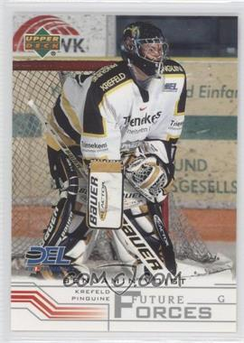2001-02 Upper Deck DEL German #259 - Benjamin Voigt