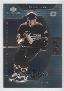 2001-02 Upper Deck MVP - Valuable Commodities #VC5 - Mario Lemieux