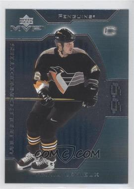 2001-02 Upper Deck MVP Valuable Commodities #VC5 - Mario Lemieux