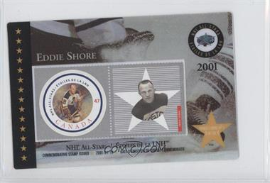 2001 Canada Post NHL All-Stars #3 - Eddie Shore