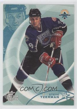 2002-03 In the Game Be A Player All-Star Edition - [Base] #98 - Steve Yzerman