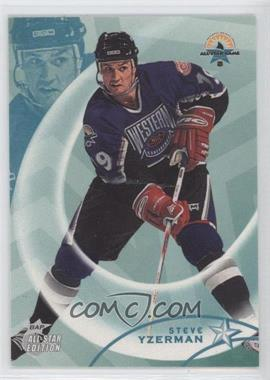 2002-03 In the Game Be A Player All-Star Edition [???] #98 - Steve Yzerman
