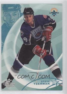 2002-03 In the Game Be A Player All-Star Edition #98 - Steve Yzerman