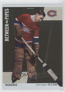 2002-03 In the Game Be A Player Between the Pipes - [Base] #115 - Georges Vezina