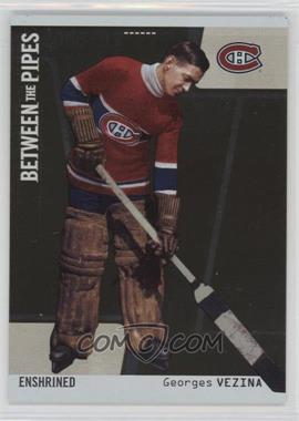 2002-03 In the Game Be A Player Between the Pipes #115 - Georges Vezina