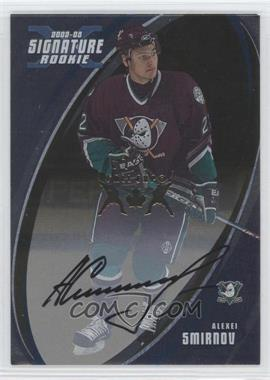 2002-03 In the Game Be A Player Signature Series - Toronto Fall Expo [Base] - Autograph [Autographed] #184 - Alexei Smirnov /1