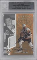 Mario Lemieux /30 [BGS AUTHENTIC]