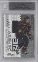 Dany Heatley /50 [BGS AUTHENTIC]