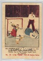The Winning Goal (Bill Barilko, Gerry McNeil)