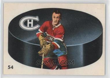 2002-03 In the Game Parkhurst Reprints #282 - Jean Claude Tremblay