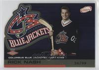 Rick Nash /99