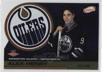 Alex Henry /99