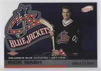 Rick Nash /1300