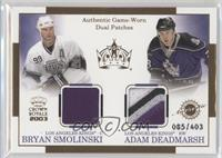 Bryan Smolinski, Adam Deadmarsh /403