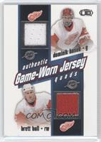 Dominik Hasek, Brett Hull, Nicklas Lidstrom, Jason Williams