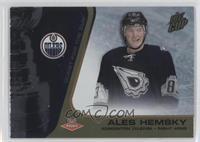 Ales Hemsky /325