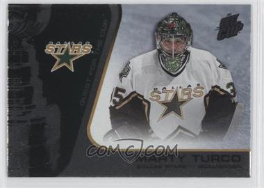 2002-03 Pacific Quest for the Cup [???] #30 - Marty Turco