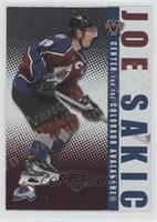 Joe Sakic /450