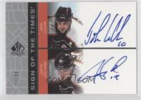 John LeClair, Justin Williams /99