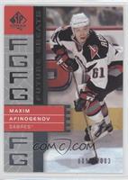 Maxim Afinogenov /2003