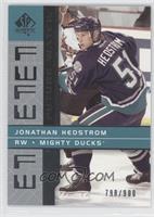 Jonathan Hedstrom /900