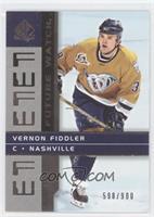 Vernon Fiddler /900