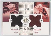 Joe Sakic /99