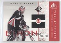 Martin Biron /225