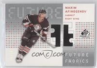 Maxim Afinogenov /10