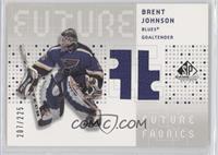 Brent Johnson /225