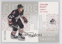 Taylor Pyatt /225