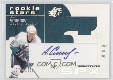 2002-03 SPx #146 - Alexei Smirnov /1250