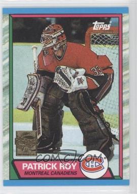 2002-03 Topps - Patrick Roy Reprints #4 - Patrick Roy