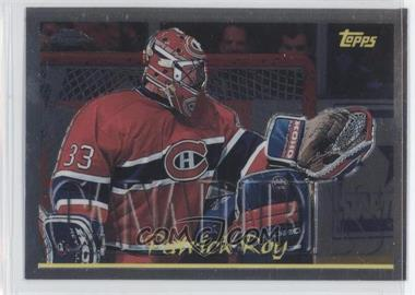 2002-03 Topps Chrome Patrick Roy Reprints #10 - Patrick Roy