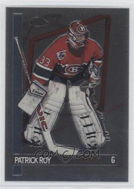2002-03 Topps Chrome Patrick Roy Reprints #21 - Patrick Roy