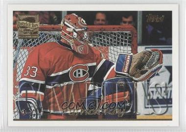 2002-03 Topps Patrick Roy Reprints #10 - Patrick Roy