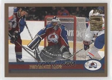2002-03 Topps Patrick Roy Reprints #12 - Patrick Roy